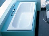 Hoesch Badewanne Capri 1500x700, weiß