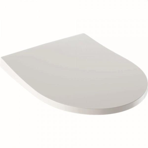 Geberit (Keramag) iCon Slim WC-Sitz, mit Absenkautomatik WRAP OVER, 574950000