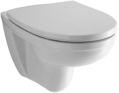 WC-Sitz Felino, Edelstahlscharniere, 574020068, Pergamon 574020068