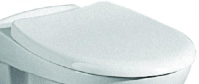 Virto WC-Sitz mit Deckel, abnehmbar, weiss 573045000