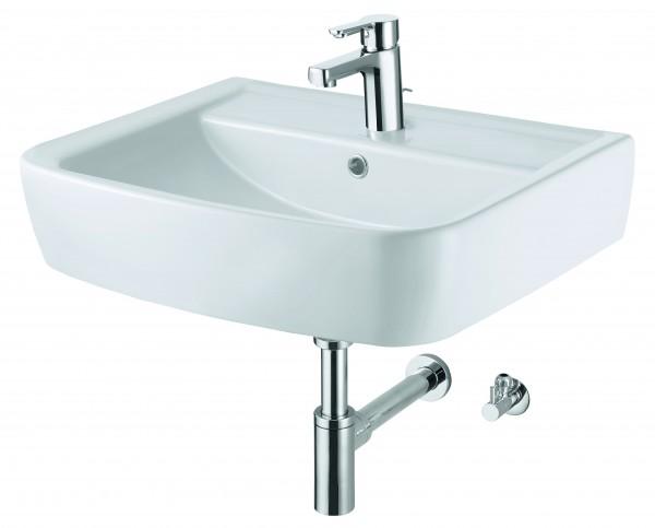 Neuesbad Design Pure Waschtisch Set 60 cm