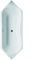 Bette 6-/8 Eck-Badewanne Dual 2470, 210x80x42 cm