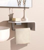 Giese Noka Waschtisch Konsole mit Handtuchbügel , 50056-02