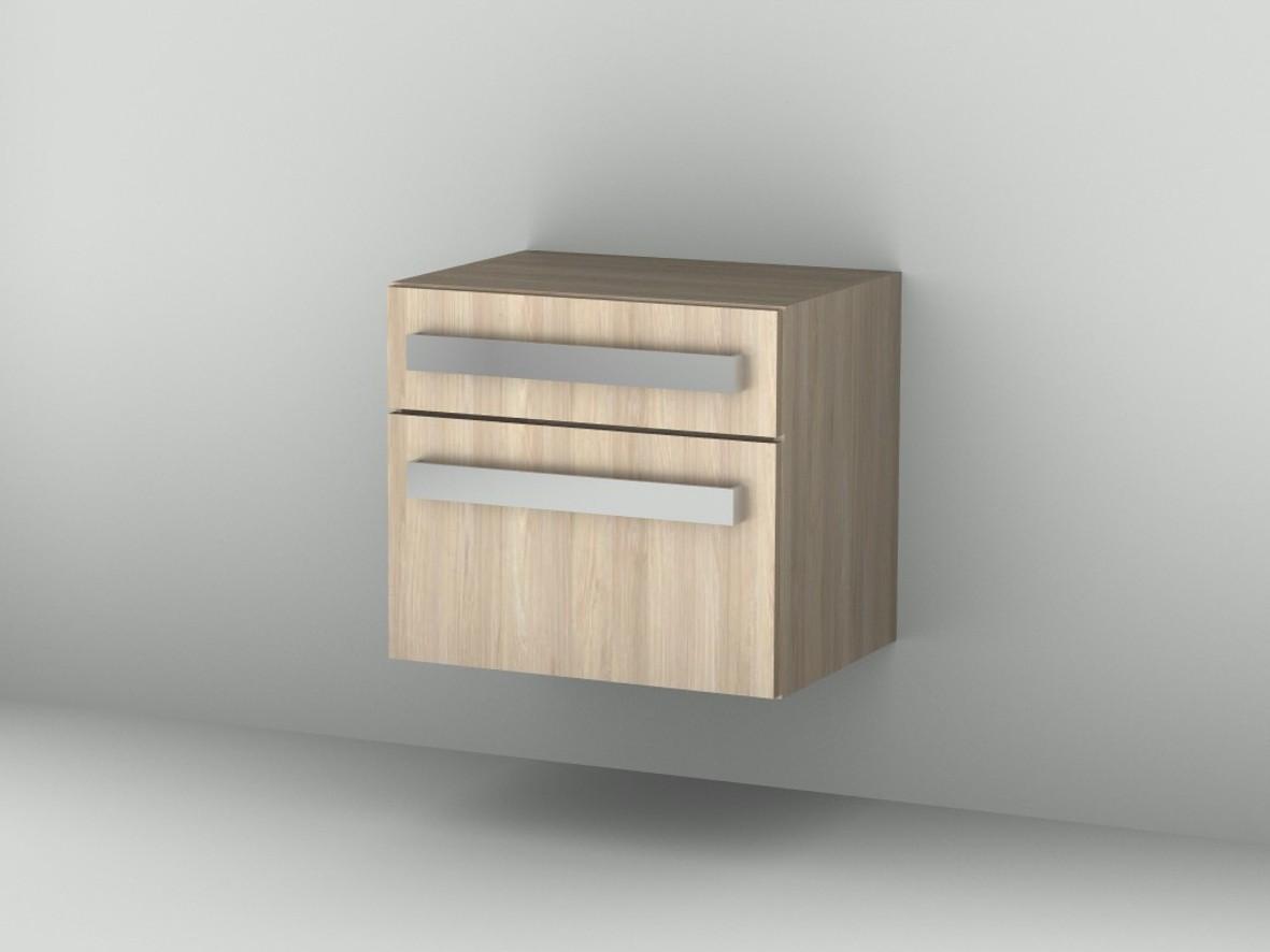 Sideboard Up2U GT15912, Esche Natural-Touch, H:540, B:600, T:449 mm GT15912