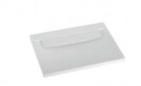 Marmorin Tatoo White Plate Aufsatzwaschbecken 705 x 504 x 68 mm