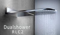 Ramon Soler Dualshower RLC2 Regenbrause mit Kaskadenfunktion
