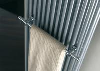 HSK Handtuchhalter, verchromt, 600 mm, für Badheizkörper Twin