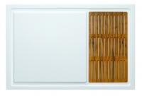 Bette Duschwanne Entry 6820, 150x100 cm