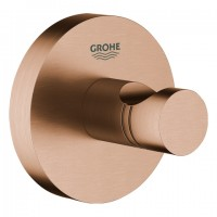 Grohe Bademantelhaken Essentials 40364 warm sunset gebürstet, 40364DL1