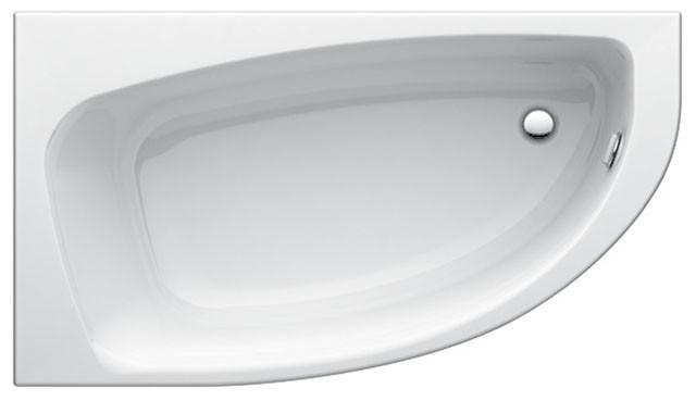 Raumspar-Badewanne Playa 1600mm T963501