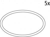 Kermi EBTL EBBC001 Set O-Ring75x3,5 GVBC DN50, 2534286