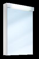 Schneider Spiegelschrank Lowline 50/1/LED, 1x10W LED 500x770x120 weiss, 151.250.02.02