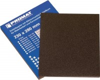 NORDWEST Handel AG Schleifpapier SiC L.280xB.230mm K.1000 wasserfest PROMAT,