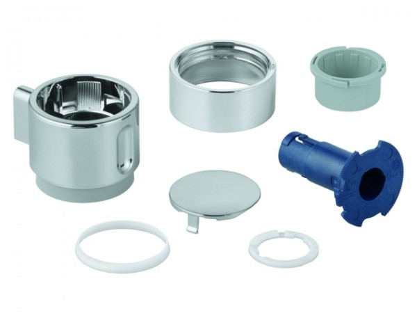GROHE Absperrgriff 49081 chrom , 49081000