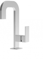 AquaConcept Kross Einhand-Waschtischarmatur  280 mm