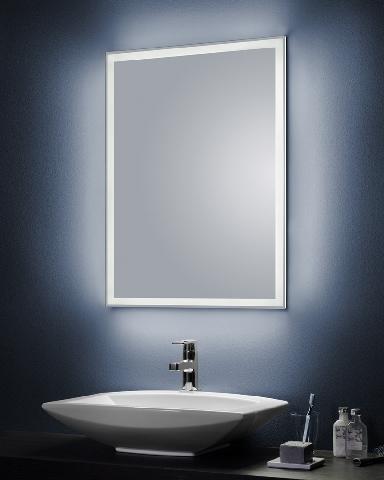 zierath kristallspiegel visibel 6080 bxh 600x800 lux 340 led 35 w zvisi0301060080. Black Bedroom Furniture Sets. Home Design Ideas