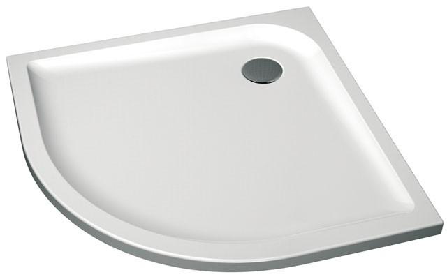 Viertelkreis-Brausewanne Washpoint 1000mm K522501