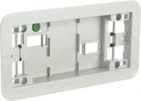 Viega Grundplatte 8352.7 in Kunststoff