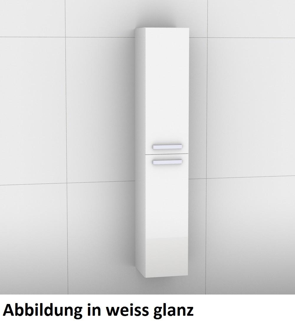 Image of ARTIQUA 400 Hochschrank mit 2 Türen, B: 30 H: 168 T: 33 cm 400-HTT-1-30-L-7165-175