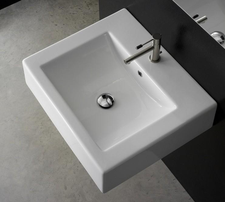 Square 8007/B Waschtisch B: 60 T: 51 cm 8007/B