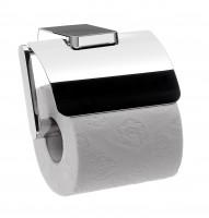 Emco trend Papierhalter mit Deckel, und Bügel, chrom, 020000102