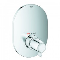 GROHE Thermostat-Zentralbatt. Grohtherm Special, 29096 FMS für Rapido T 35 500 000 chrom, 29096000