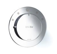 Altro+Supergrif Ora-Ito Thermostat Brausearmatur Unterputz ohne Mengenregulierung, inklusive Einbauk