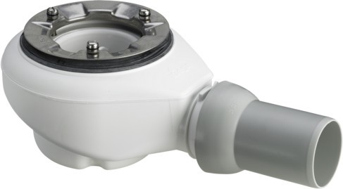 Viega Tempoplex Plus Funktionseinheit 6960.1 in 90x50mm Kunststoff weiß