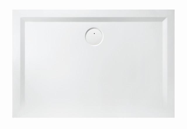 Image of Hoesch Duschwanne Muna 1100x750x30 ohne Antirutsch, Material Solique, creme, 4174xA.901 4174xA.901