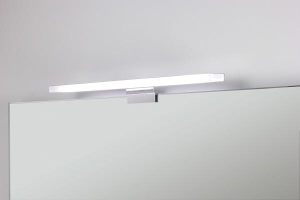Koh-I-Noor Spiegelleuchte mit LED-Licht. Anbringung an der oberen Spiegelkante. 35x5.7x1, 7907