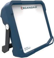 SCANGRIP A/S LED Arbeitsleuchte 9/18W 750/1500Lm 5m H07RN-F3G1,0 11,V/2600 mAh Li-Ion Akku, 35451