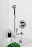 HSK Shower Set 1.11 Rund, chrom