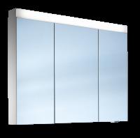 Schneider Spiegelschr. Pataline /100/3/LED, 1x22W LED 1000x760x120 weiss, 161.101.02.02