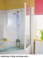 HSK Favorit Badewannenaufsatz 3-teilig