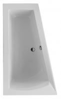 Acryl Badewanne Galia I Model B 1600x1000x675 mm, weiß