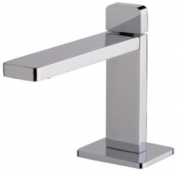 AquaConcept iTap Einhand-Waschtischarmatur Click-Clack Ablaufgarnitur