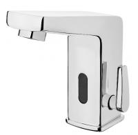 Neuesbad Sensorarmatur elektronische Infrarot Waschtischarmatur, Batteriebettrieb