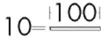 Burgbad Magnetleiste 10x100x5 , ML001