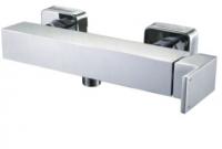 AquaConcept Kross Einhand-Brausearmatur ohne Brausegarnitur
