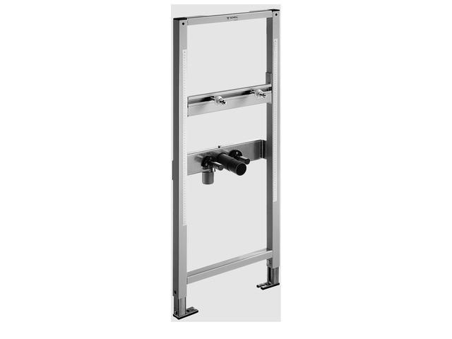 Waschtisch-Montagemodul ENSEMBLE für Waschtische mit Einlocharmaturen 032710099