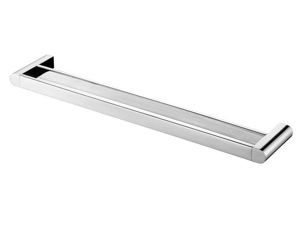 Futura Handtuchhalter Zweiarmig 610 mm, chrom 02994