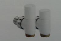 Caleido Anschluss-Set weiss für Standardanschluss