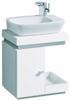 Keramag Handwaschbecken-Unterschrank Silk 816442, B: 400, H: 440, T: 290mm, 816442000