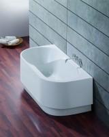 Hoesch Badewanne Spectra Vorwand 1700x800 mit