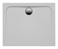 Brausetasse Maui-R 1200x700x25 mm, weiß