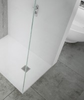 Fiora Silex Skin Panels vertikale Wandverkleidung B:700, H:2400, T:7mm, Oberfläche: glatt