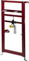 Viega Waschtisch-Element 8113.3 in 1130mm Stahl rot