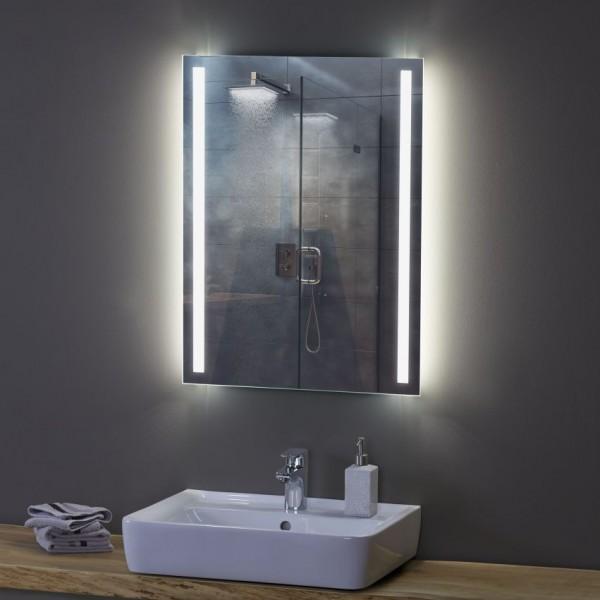 Zierath Lichtspiegel ALEDO PLUS, B:600, H:800, T:36mm, ZLINE0154060080