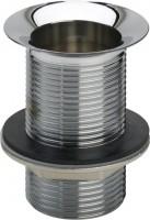 Viega Ventilunterteil 45-667, in G1 1/4 x70x40mm Messing verchromt