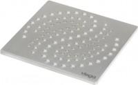 Viega Rost 4929.4 in 150x150mm Edelstahl matt-vernickelt